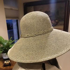 San Diego Hat Co Bright Gold Wide Brim Sun Hat